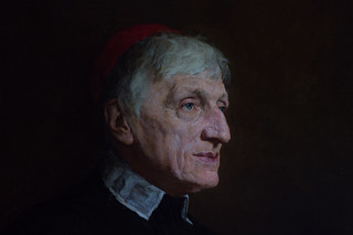 Portrait of John Henry Newman, Birmingham Oratory | by Catholic Church (England and Wales)
