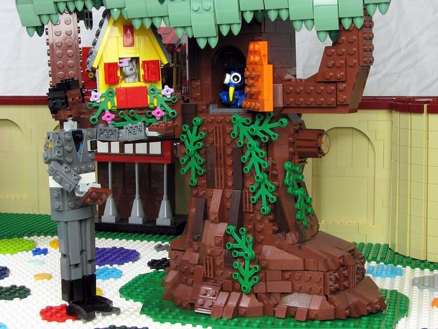 Oak tree residences
