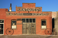 Zacek Blacksmith Shop - West Point, NE