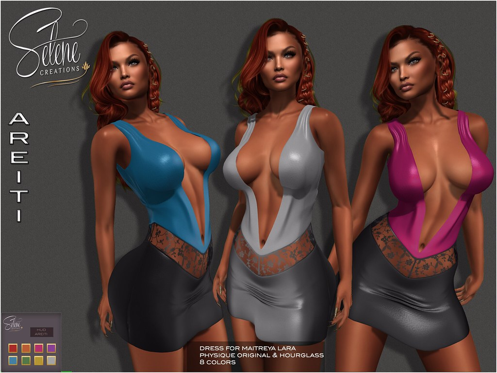[Selene Creations] AREITI @ SWANK july