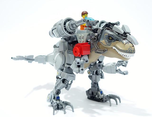 Dino Rider 3