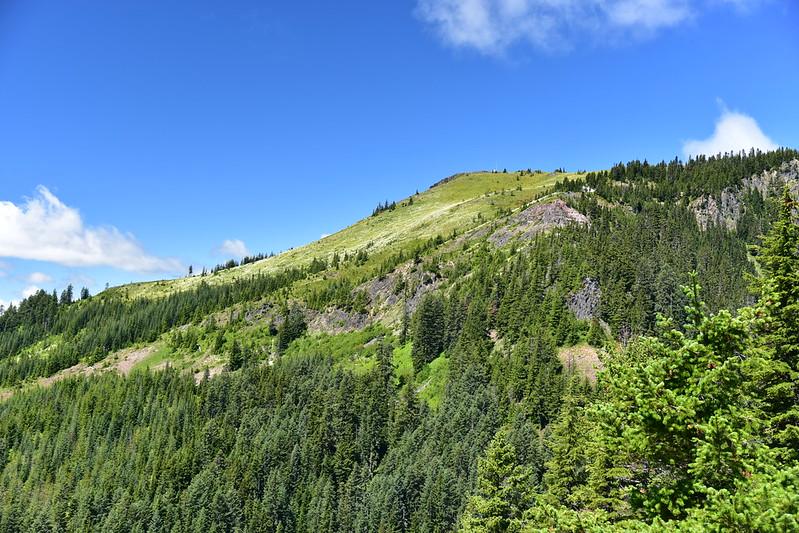 Coffin Mountain