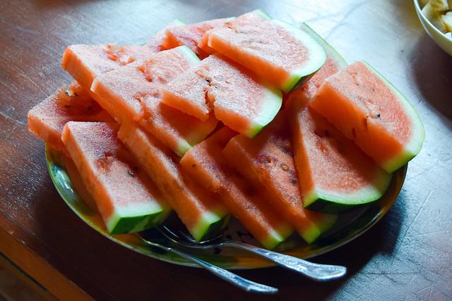 Italian Watermelon at Macknade Fine Foods, Faversham