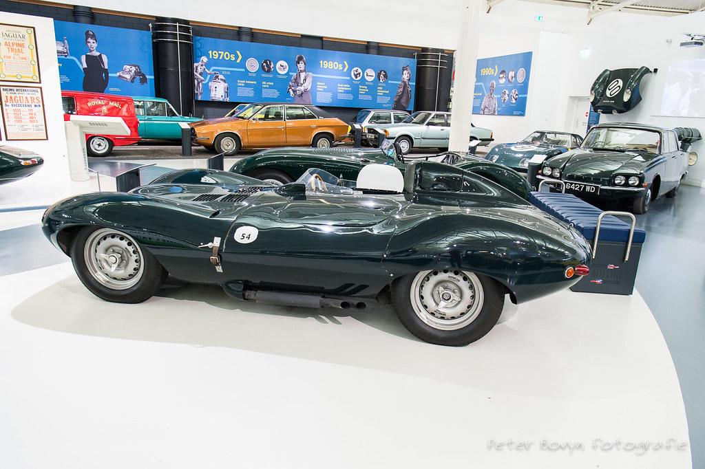 Jaguar D-Type Concept - 1954 | Chassis XKC401 3.442 cc 6 ...