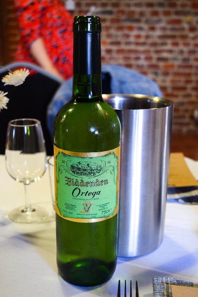 Biddenden White Wine at Macknade Fine Foods, Faversham