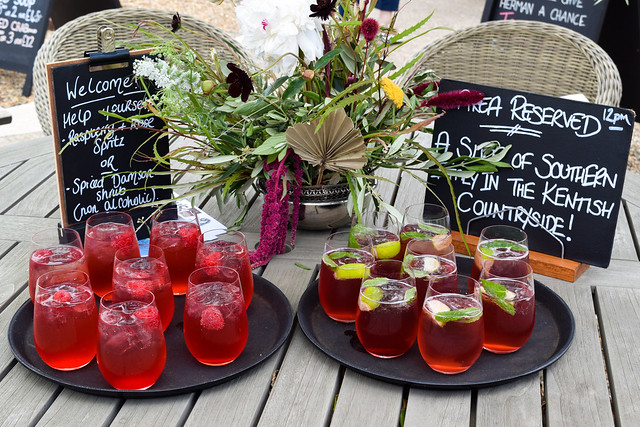 Coxy's Cocktails and Spritz at Macknade Fine Foods, Faversham