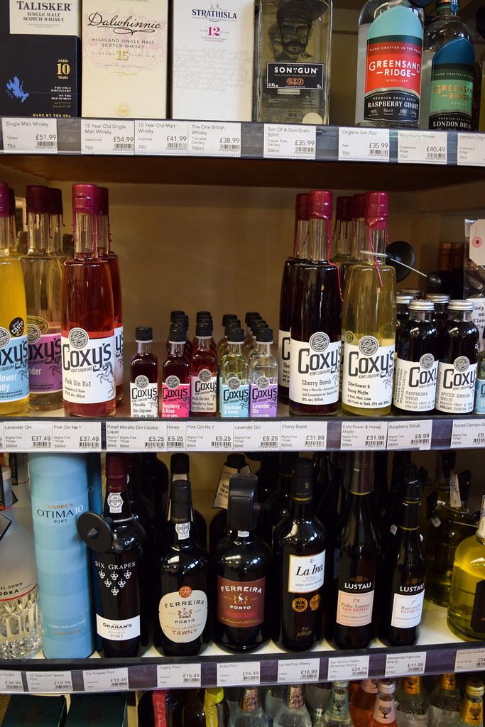 Coxy's at Macknade Fine Foods, Faversham
