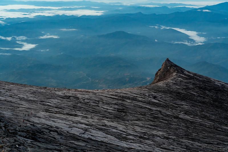 キナバル山サウスピーク