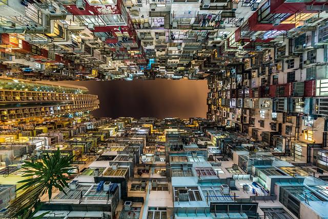 Hong Kong structures - Montane Mansion