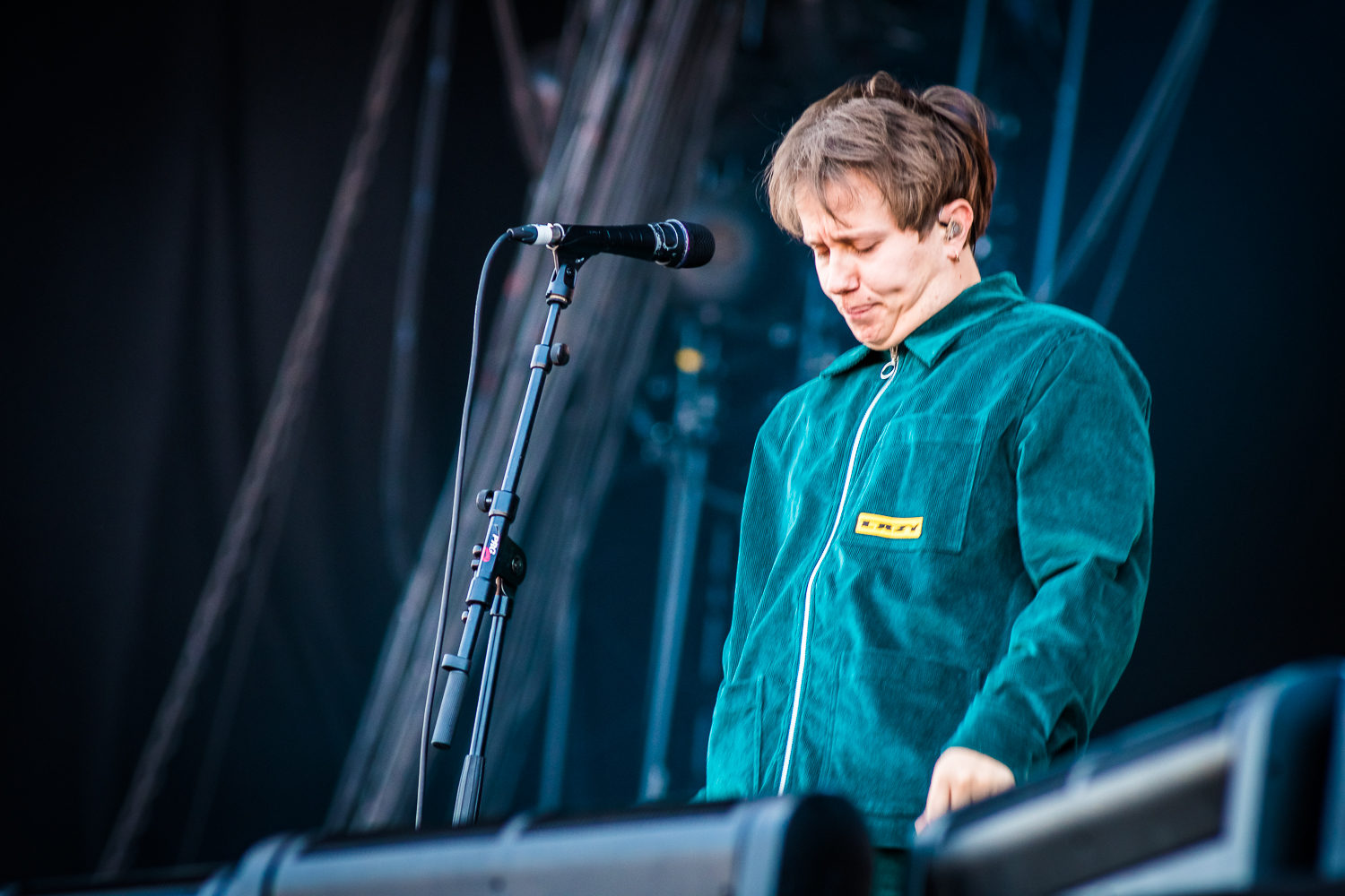 Nothing But Thieves @ Rock Werchter 2019 (© Timmy Haubrechts)