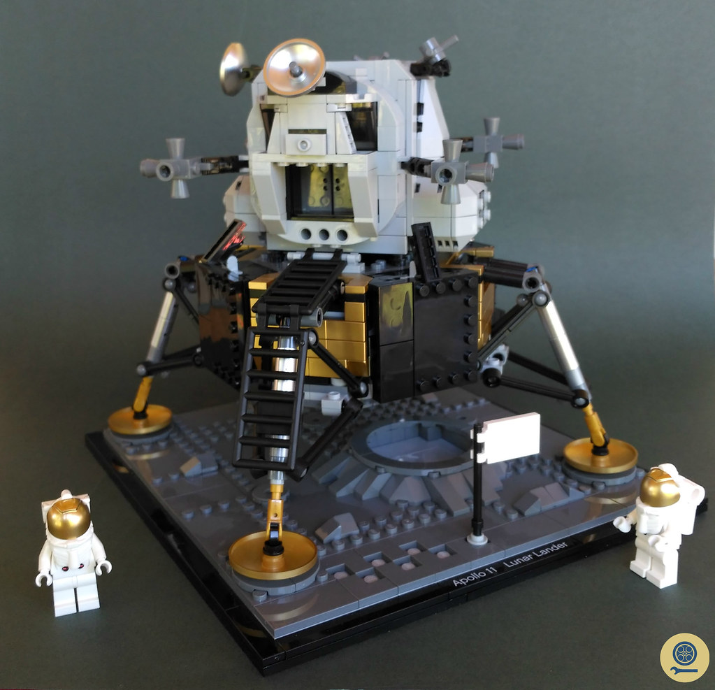 10266 NASA Apollo 11 Lunar Lander (16)