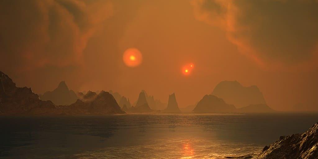 système-à-trois-étoiles-planète-signes-de-vie