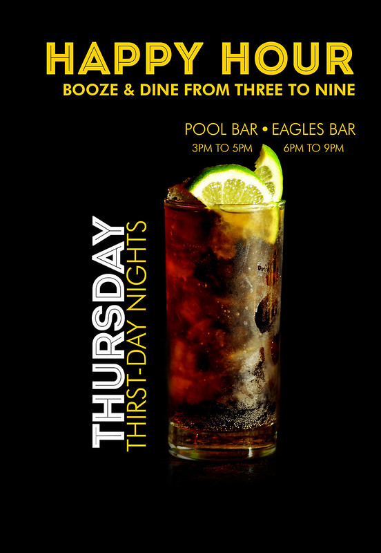 Happy Hour Thursday
