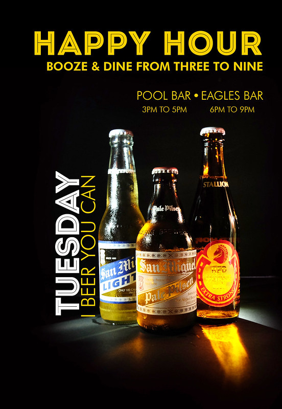Happy Hour Tuesday