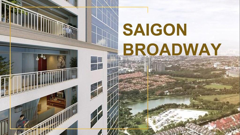 Giới thiệu dự án Saigon Broadway quận 2.