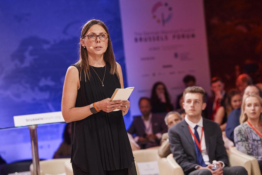 Brussels Forum 2019:  Spotlight - Civil Society at Work