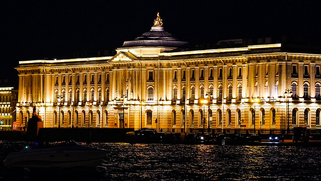 Nightscapes, St. Petersburg