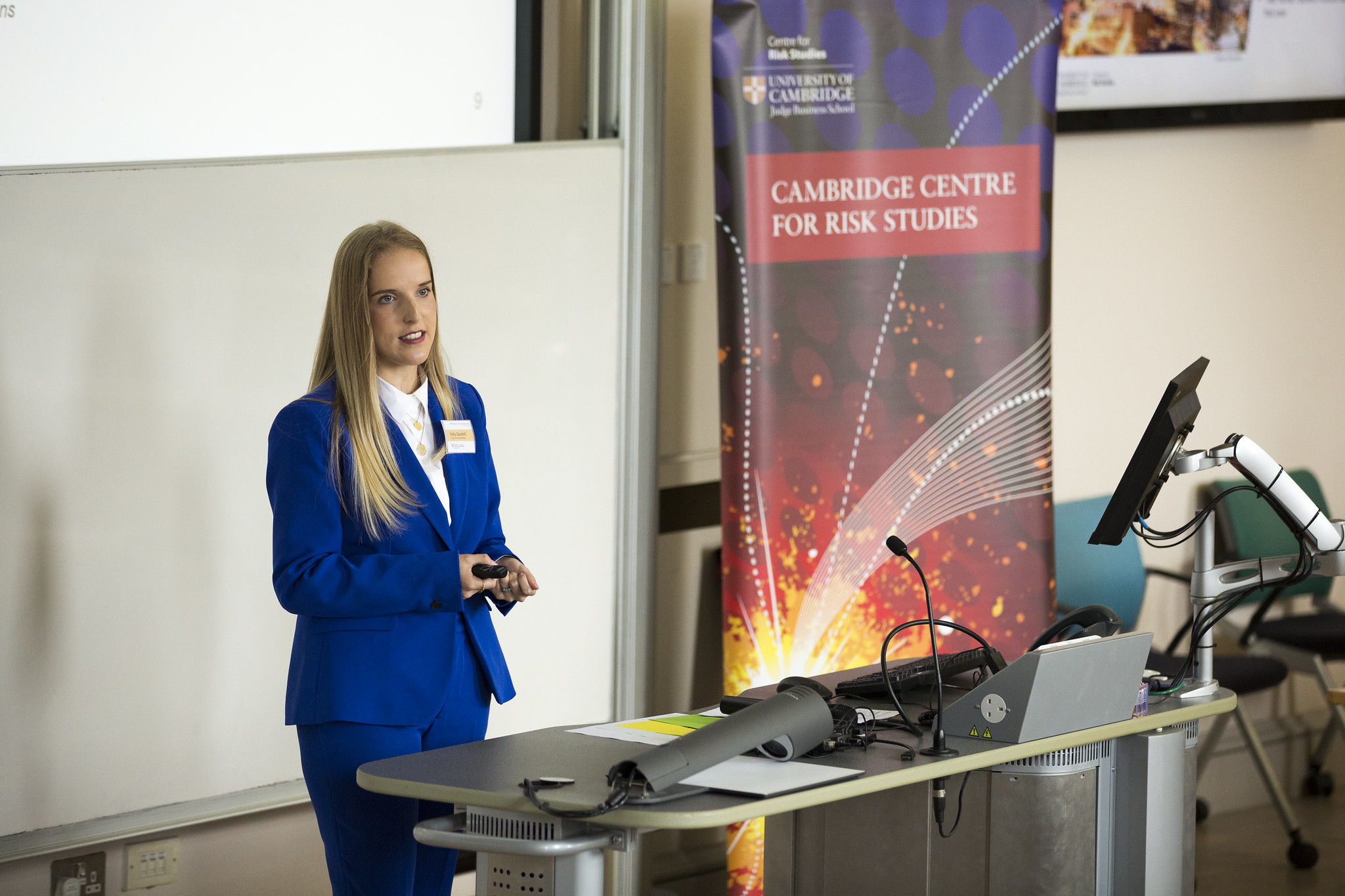 Judge Business School Cambridge Risk Summit 2019