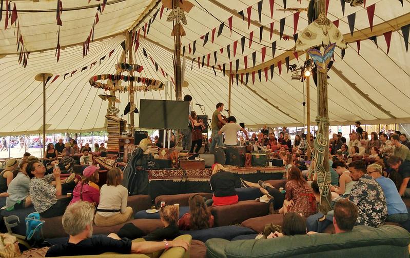 Wilderness Festival 2019: the Fanciest Music Festival You'll