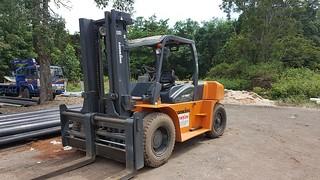 Forklift Rental Dekalib Il