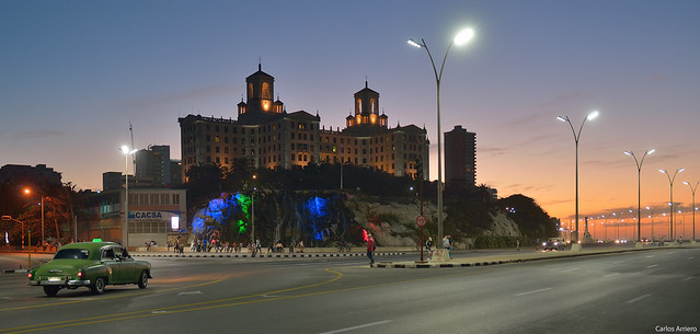 Hotel Nacional (La Habana, Cuba).