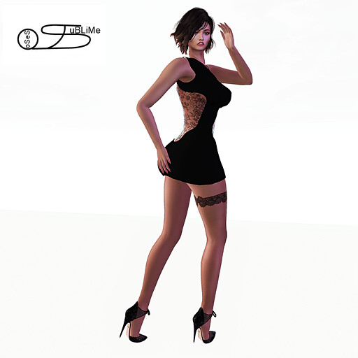 SuBLiMe PoSeS – Walk 2