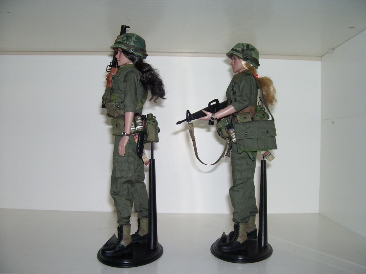 "NEW PRODUCT: ACE: Playgirl Series 13034 U.S. Vietnam War ""Peace Company"" 48145171066_fbb4a6a881_o"