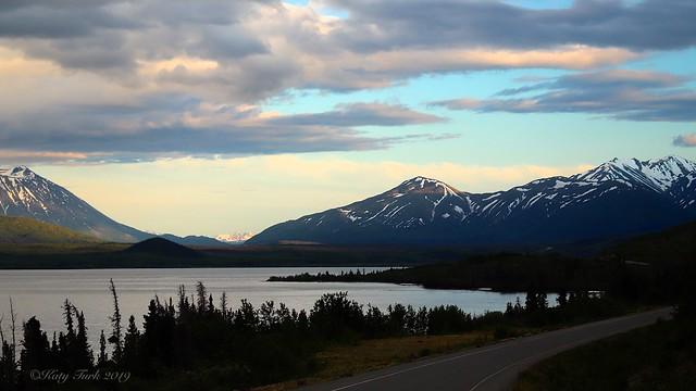 Dáas'ediyaash (Tlingit) Dezadeash Lake