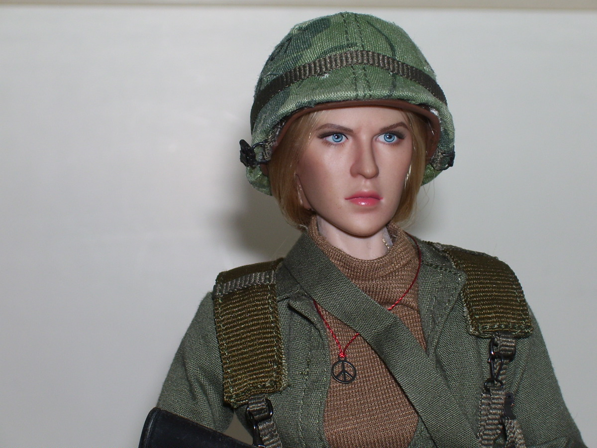 "NEW PRODUCT: ACE: Playgirl Series 13034 U.S. Vietnam War ""Peace Company"" 48145260882_89057f6350_o"