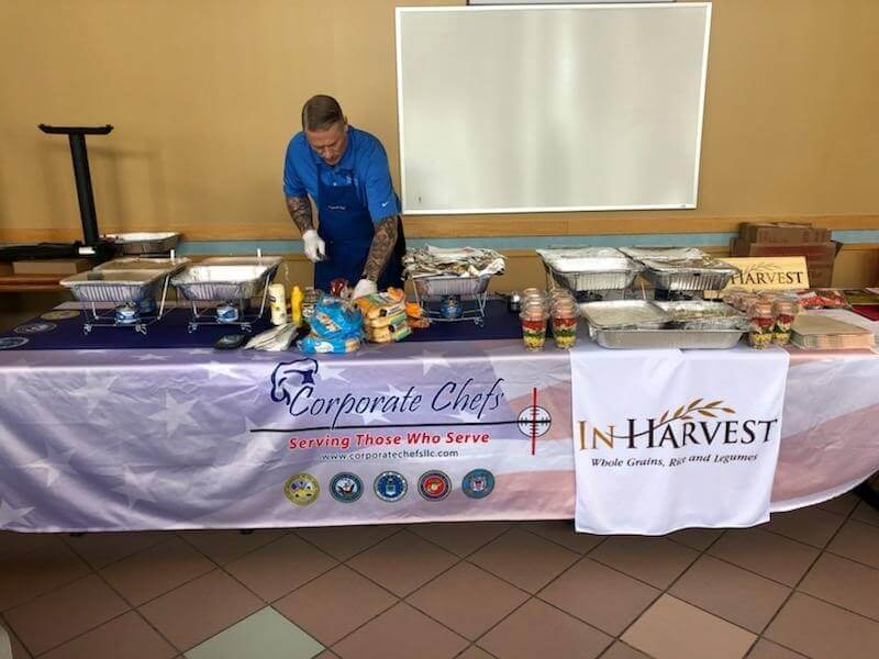 InHarvest, Perdue and King's Command (Making Burgers and Spicy Chicken Sandwiches)