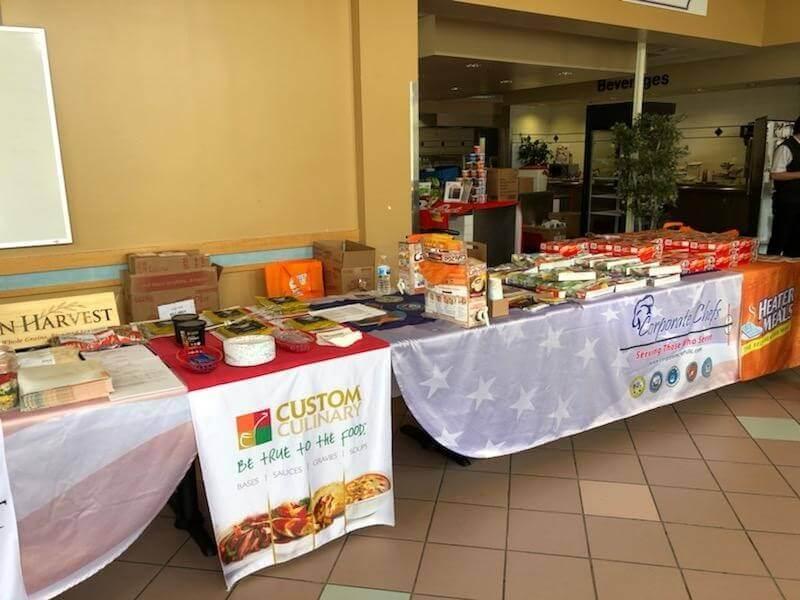 Custom Culinary Inc. & HeaterMeals