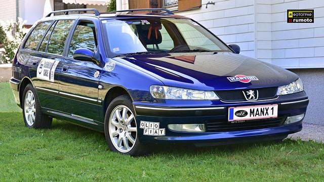 2004 Peugeot 406 HDI Break RS turbo (c) 2019 Берни Эггерян :: rumoto images 1682