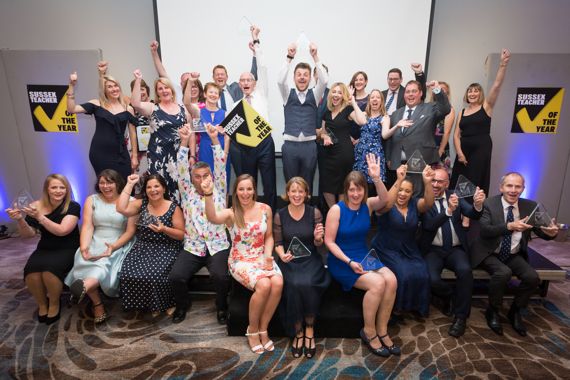 Sussex Teacher of the Year 2019