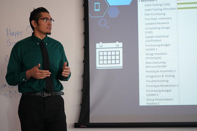 2019 MDE Capstone Design Presentations