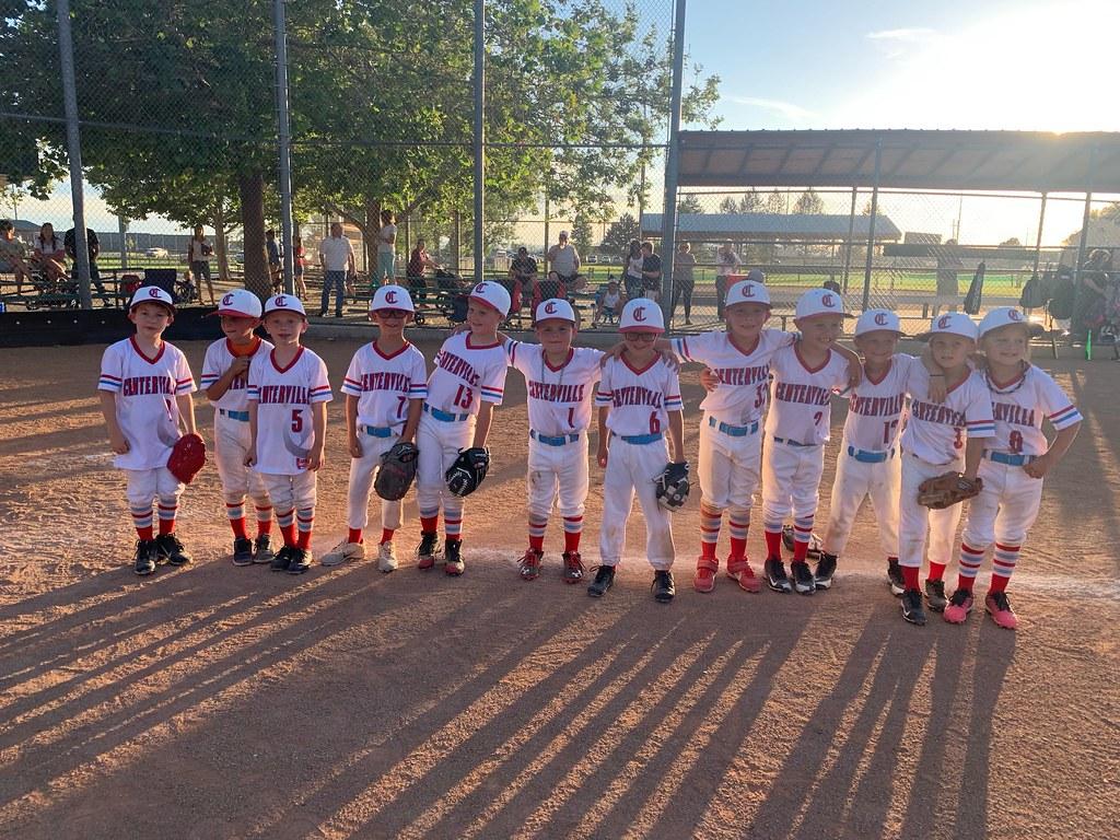 2019 All-Stars Centerville Baseball