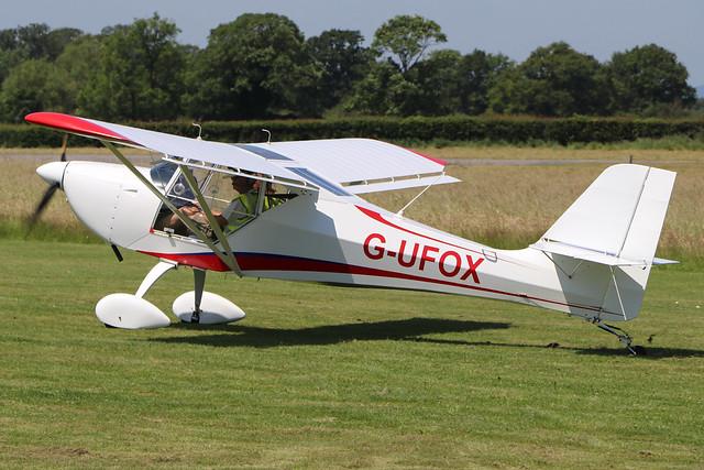 G-UFOX