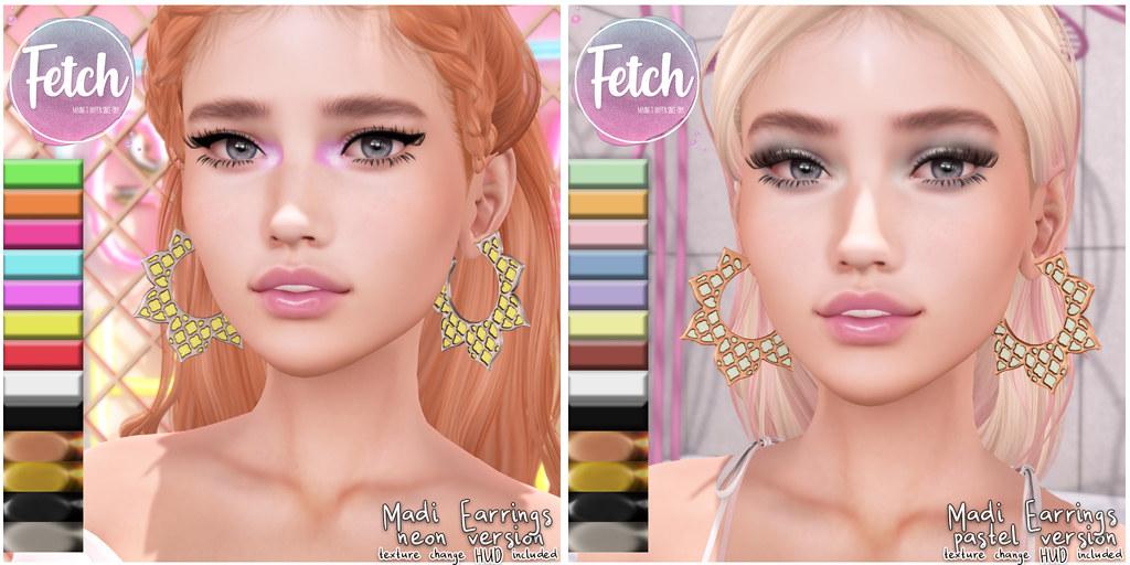 [Fetch] Madi Earrings @ Saturday Sale!