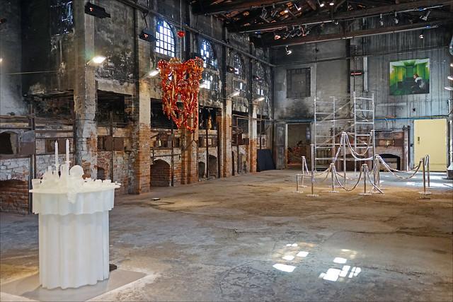 Glasstress 2019 (Fondation Berengo, Murano)