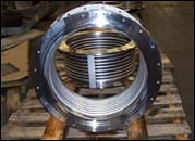 U.S. Bellows, Inc. Designed and Fabricated Expansion Joints that Required Helium Leak Testing