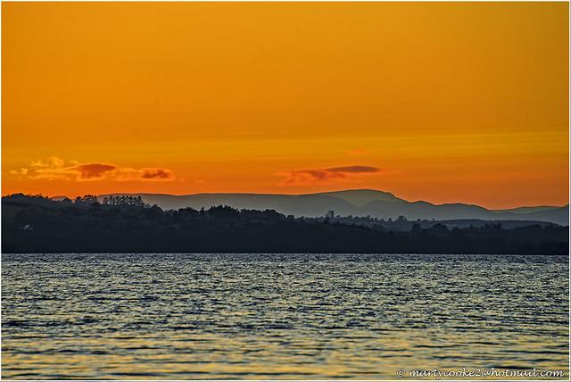 22/52 Lough Allen Sunset