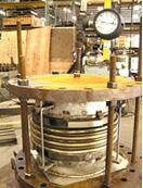 U.S. Bellows, Inc. Designed and Fabricated a Single Reinforced Expansion Joint for an Oil Refinery in Saudi Arabia