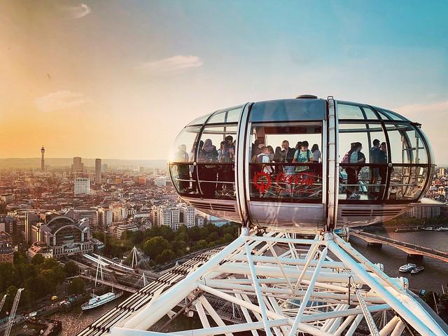 71/365 The London Eye