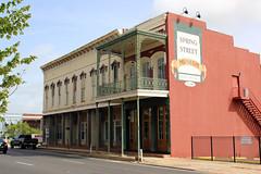 Spring Street Museum in Shreveport