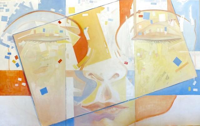 OA-Abstracto-. pintura  2019
