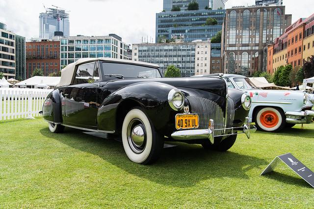 Lincoln Zephyr Continental Cabriolet - 1940