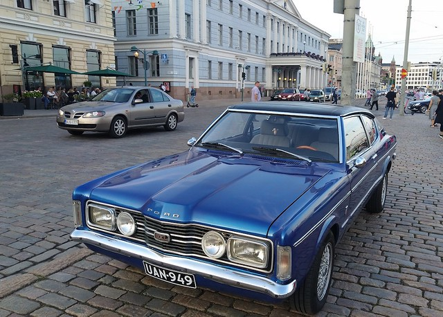 Ford Taunas, South Harbour, Helsinki