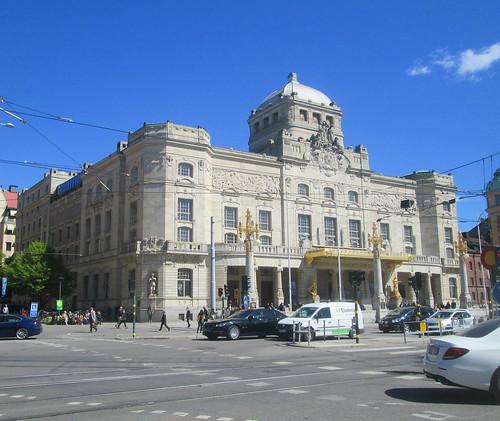 Drama Theatre, Stockholm, Sweden