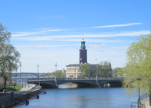 Stockholm Bridges