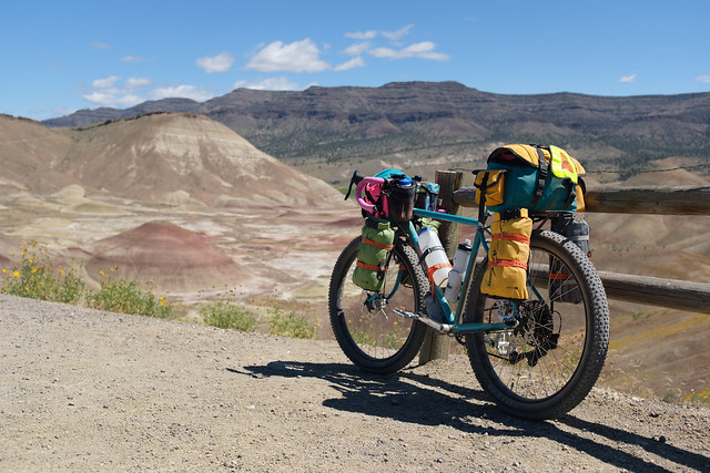 Evasion and the Painted Hills