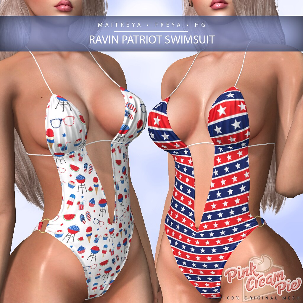 Ravin Patriot Swimsuit @ Fly Buy Friday